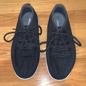 Dark Grey Allbirds